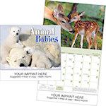 Animal Babies Wall Calendars